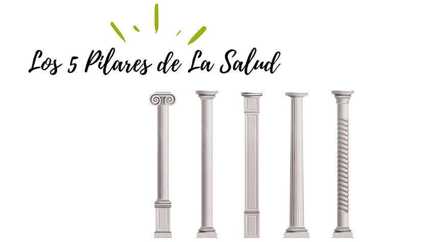 Los 5 pilares de la salud Quiropráctica Barcelona