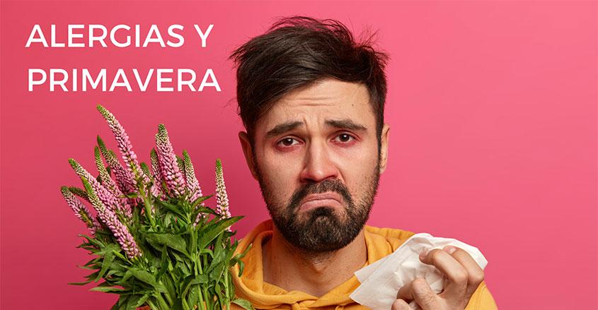 Alergias y primavera Quiropráctico