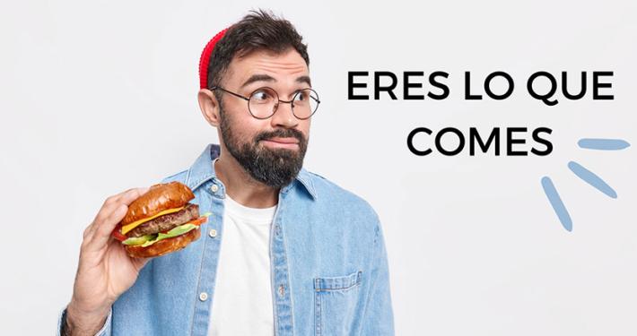 Eres lo que comes Quiropráctico Barcelona