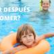 Nadar después de comer Quiropráctico Barcelona