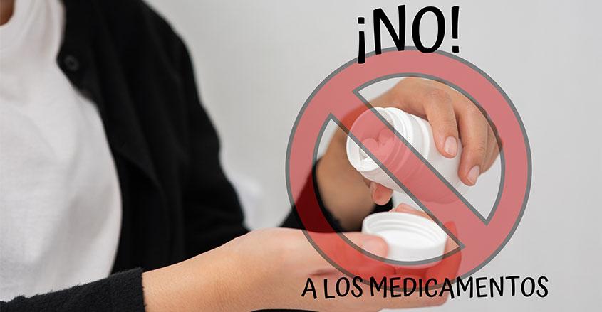No medicamentos Quiropráctica Pura Vida Barcelona