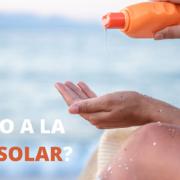 Si o no a la crema solar